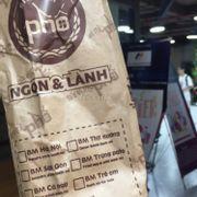 Bánh mì siêu ngon, túi giấy thân thiện với môi trường