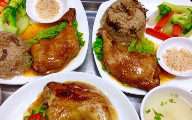 Nấm Việt Hà Thành - Cơm Gà Nấm - Ô Chợ Dừa