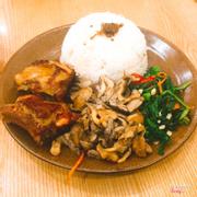 cơm nấm