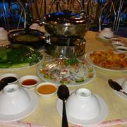Bàn ăn 10 khách