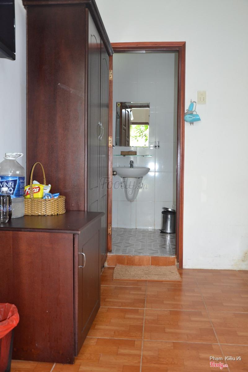 Minibar trong phòng
