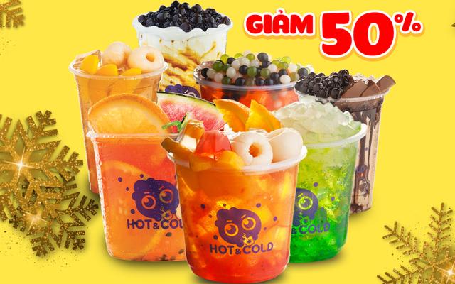 Hot & Cold - Trà Sữa & Xiên Que - Phạm Hùng