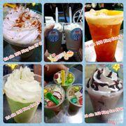 Một số loại nước uống :)