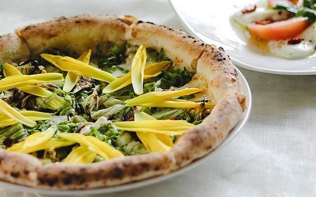 Pizza 4P's - Pizza Kiểu Nhật - Lý Quốc Sư
