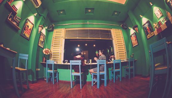 Cine Cafe - Cafe Phim Xã Đàn