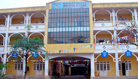 Trường THCS Minh Khai - Kim Ngưu