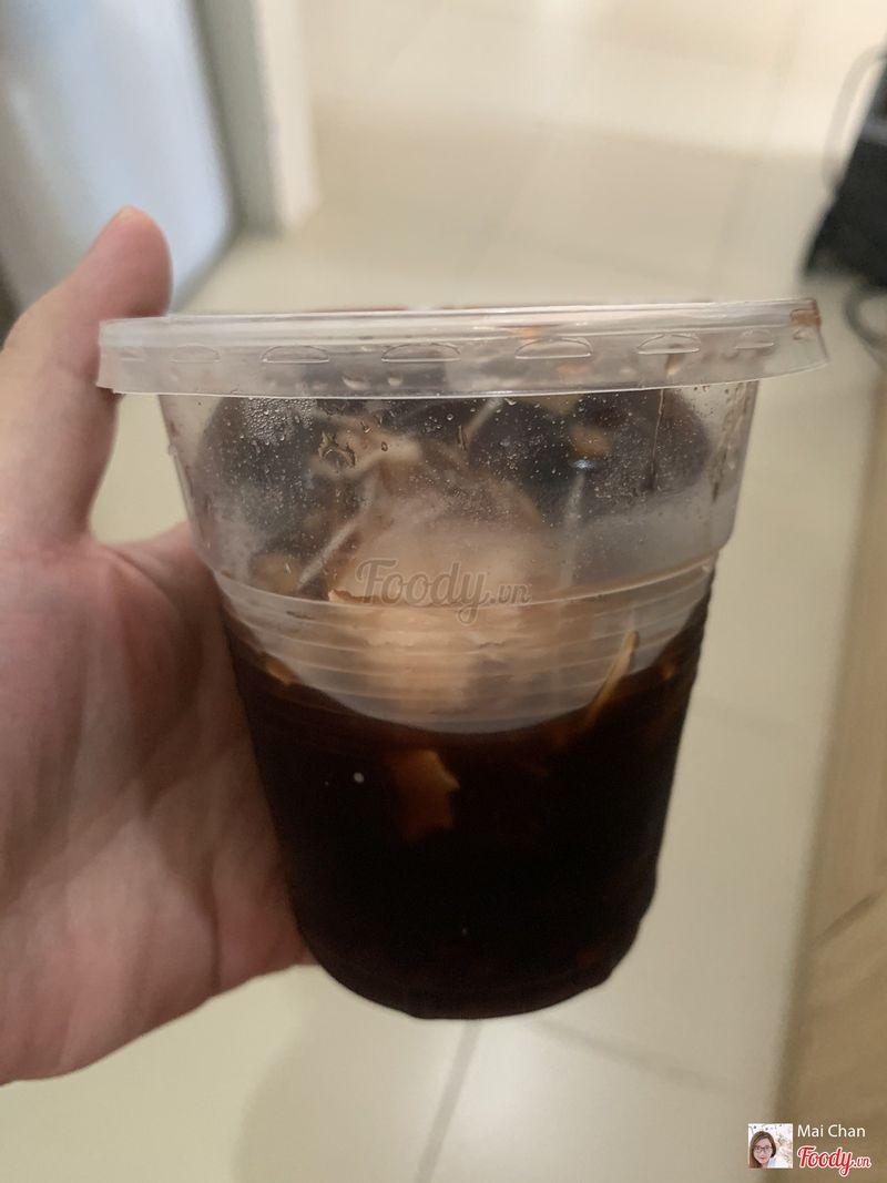 Đỗ đen ko có đỗ chỉ có nước đen