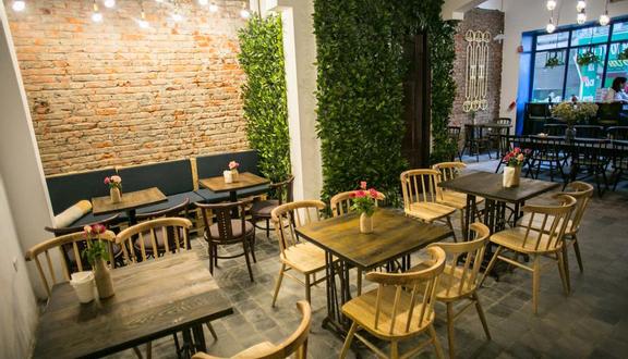 Nook Coffee & Tea House - Huỳnh Thúc Kháng