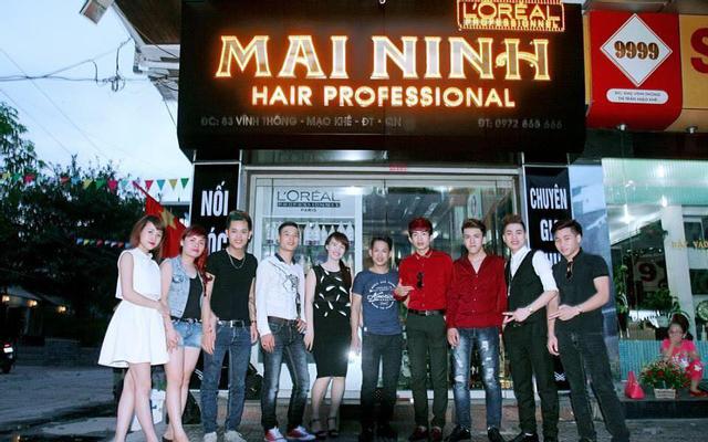 Salon Tóc Mai Ninh - Hoàng Hoa Thám