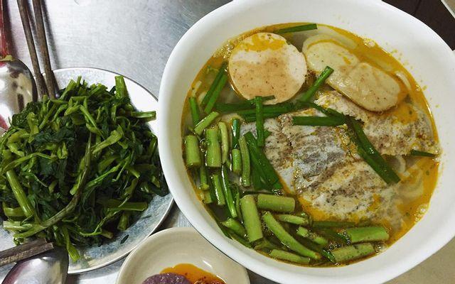 Canh Bún & Bánh Đa - Chợ Trần Hữu Trang