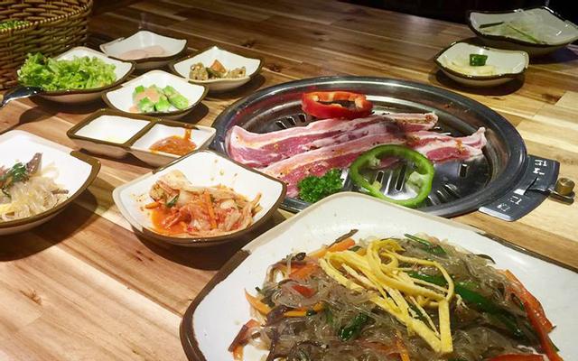 Gogi House - Nướng Hàn Quốc - Vincom Biên Hòa