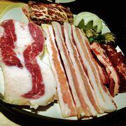 Combo thịt Gogi
