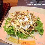 Gỏi xoài Chiang Mai (rất ngon)