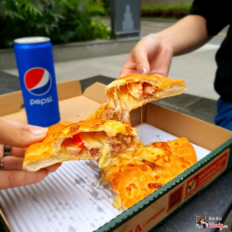 Pizza Puff
