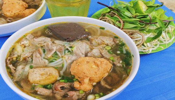 Bún Bò Huế Huy Béo - Trần Khát Chân
