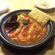 mì kimchi