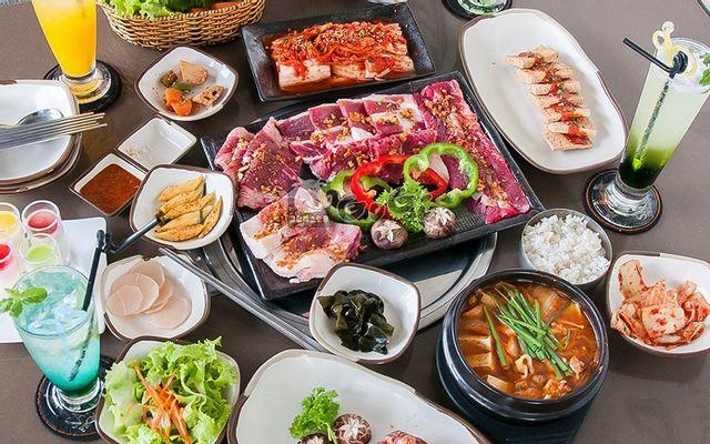 Gogi House - Nướng Hàn Quốc - Vincom Quang Trung