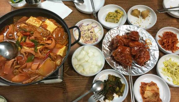 Nolowa - Ẩm Thực Hàn Quốc