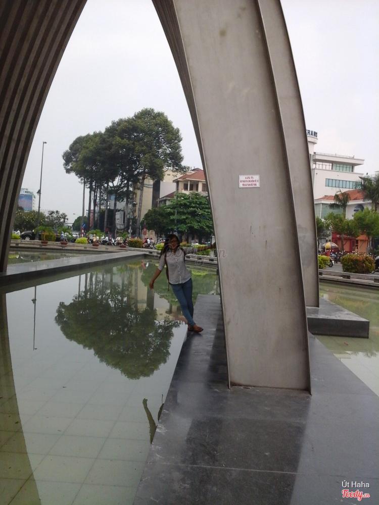 Công Viên Hoàng Văn Thụ ở TP. HCM