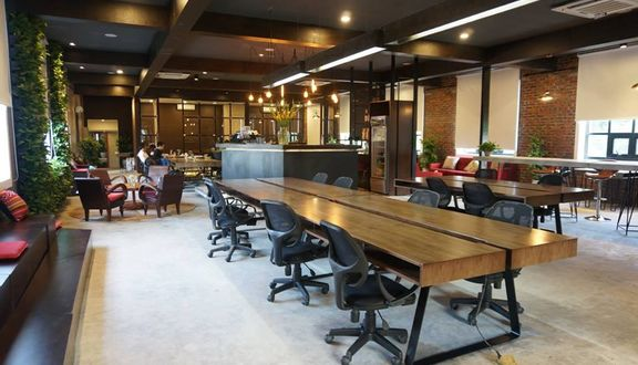 TOONG Coworking Space - Tràng Thi