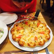 Pizza cỡ M