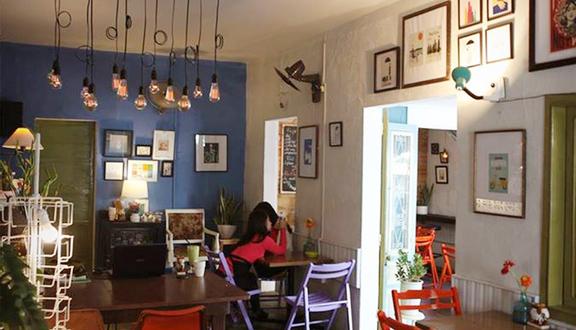 Thiên Trúc Cafe
