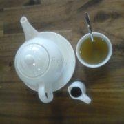 Ly trà gừng ngon nhất từng uống