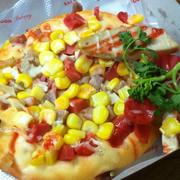 Pizza bắp