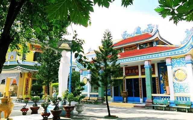 Chùa Linh Sơn Hải Hội