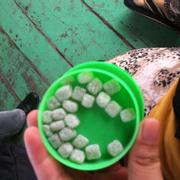 1 số món kẹo đã tuyệt chủng ở tp nhưng kiếm được ở đảo thạnh an