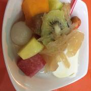 Trái cây yaourt dẻo