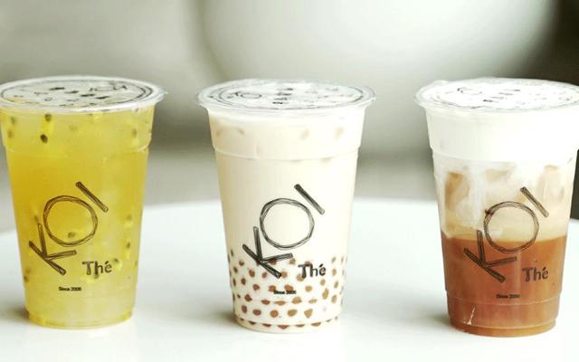KOI Thé Cafe - SC VivoCity