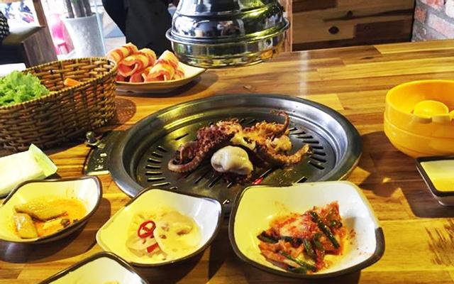 GoGi House - Nướng Hàn Quốc - The Yard