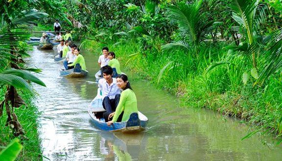 Khu Du Lịch Sinh Thái Phú Hữu