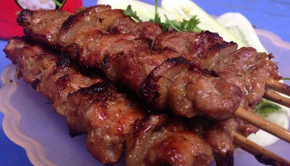 Thịt Xiên Nướng - Linh Lang
