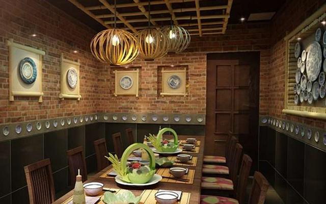 Lam Viên Restaurant - Nhà Hàng Sân Vườn