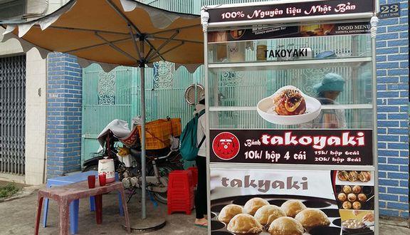 Bánh Takoyaki - Nguyễn Ái Quốc