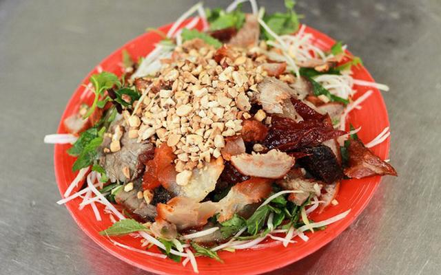Chim Quay, Nộm Bò Khô - Trần Nguyên Hãn