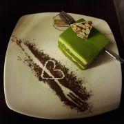 Tiramisu trà xanh 32k