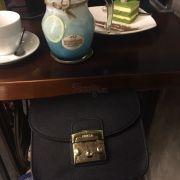 Blue ocean 38k + cà phê sữa nóng