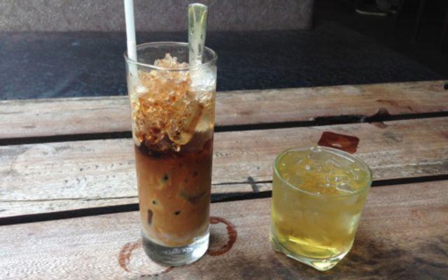 Hoa Tím Cafe