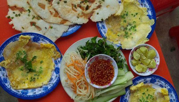Bánh Ép & Bánh Tráng Trứng - Nhật Lệ
