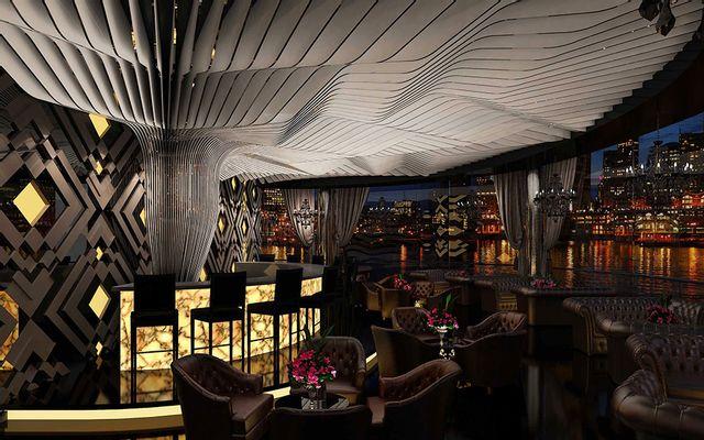 Sky Bar & Coffee - Bavico Hotel