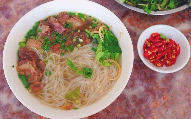Bánh Đa Bò - Nguyễn Công Hòa