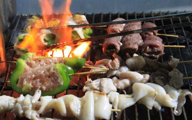Tin Tin BBQ - Lê Quý Đôn