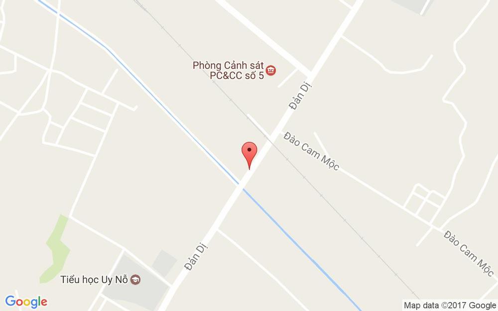 Vị trí bản đồ Ấp Tó, Uy Nỗ Đông Anh Hà Nội