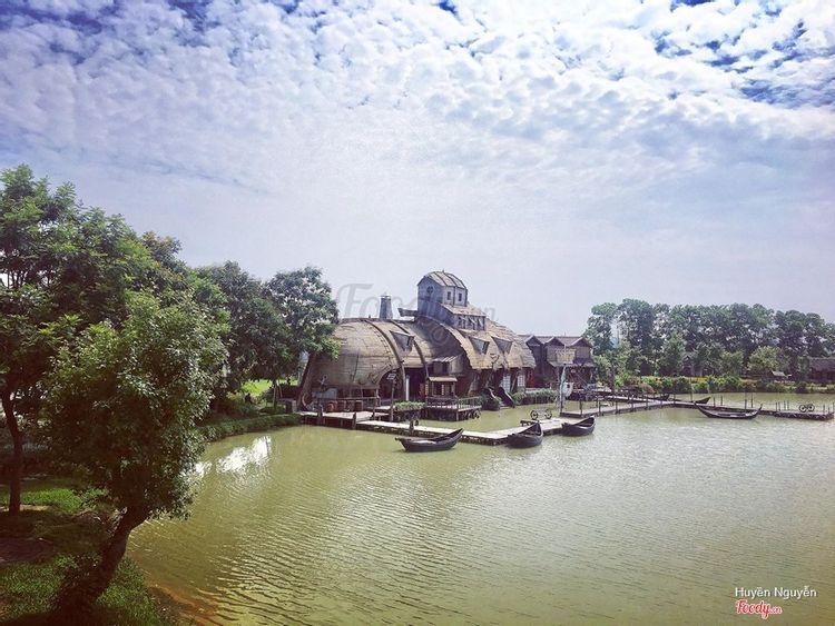 Phim Trường Smiley Ville - Đông Hội ở Hà Nội