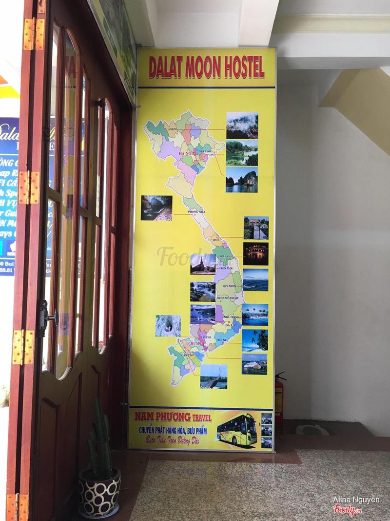 Bản đồ tuyến
