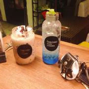 Soda Blue sky và Chocolate Latte