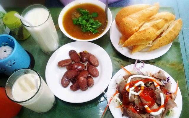 Bánh Mì Ngon - Minh Khai